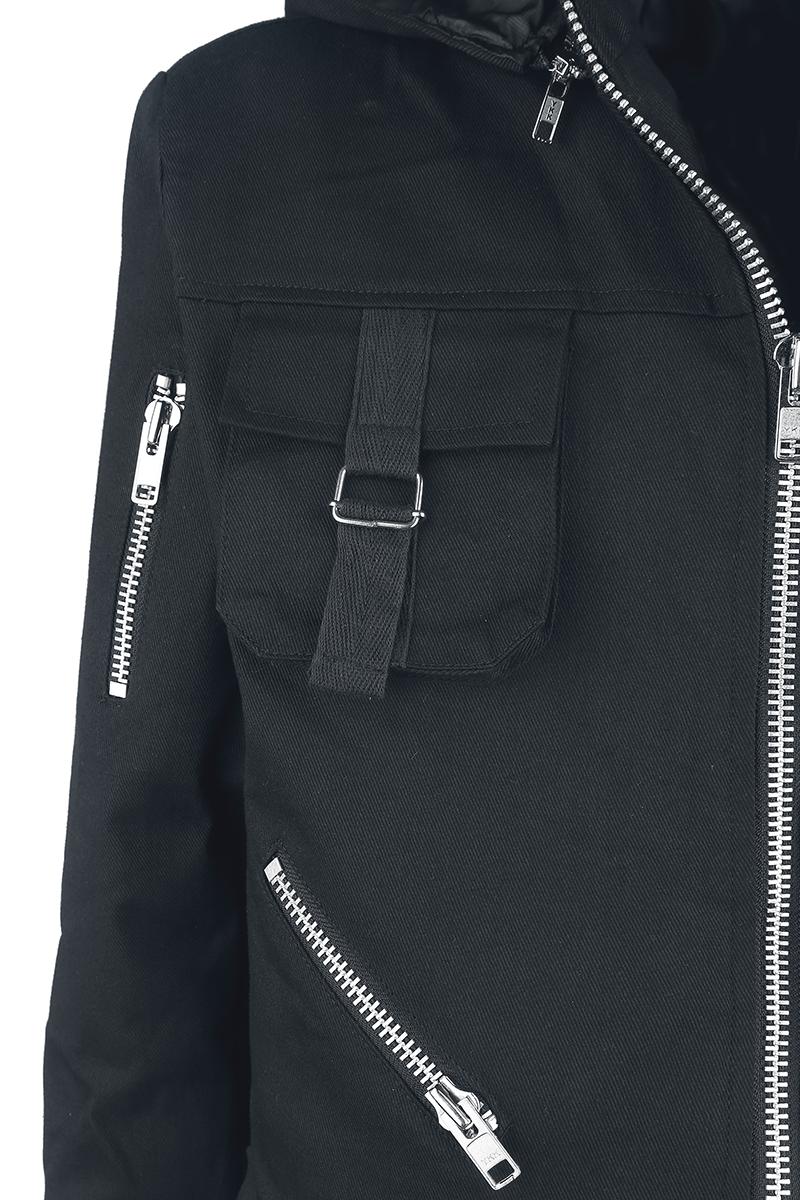Image of Altana Industries Military Jacket Jacke schwarz