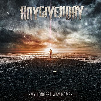 Image of Any Given Day My longest way home CD Standard