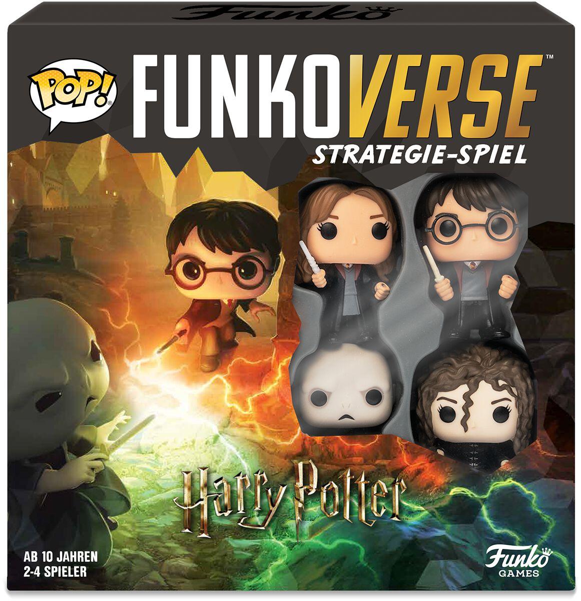 Image of Harry Potter Funkoverse 100 Deutsche Version Brettspiel Standard