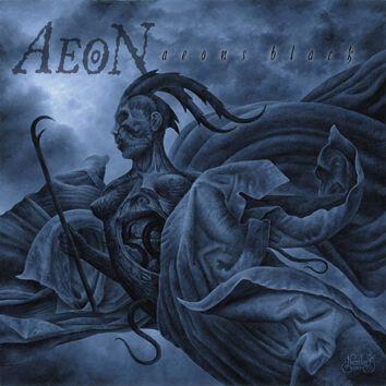 Image of Aeon Aeons black CD Standard