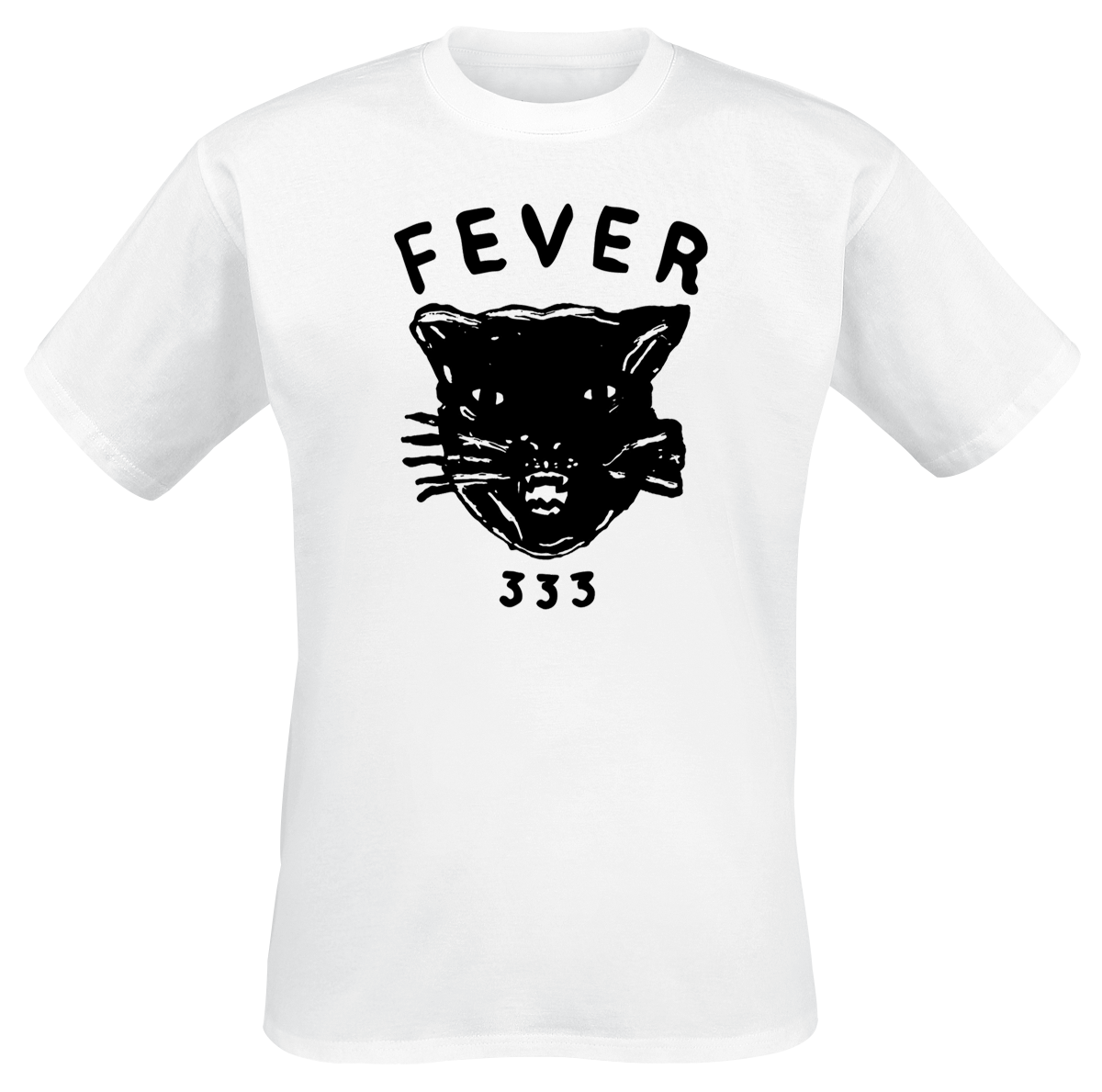 Fever 333 - Cat Mug 2019 - T-Shirt - white image