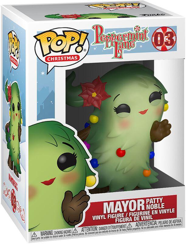 Holiday - Mayor Patty Noble Vinyl Figure 03