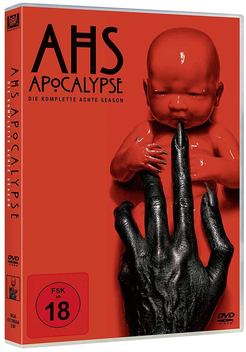 American Horror Story Staffel 8 - Apocalypse  DVD  Standard