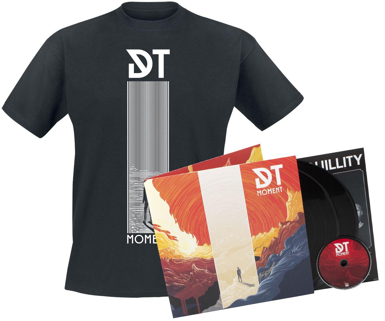 Image of Dark Tranquillity Moment 2-LP & CD & T-Shirt Standard