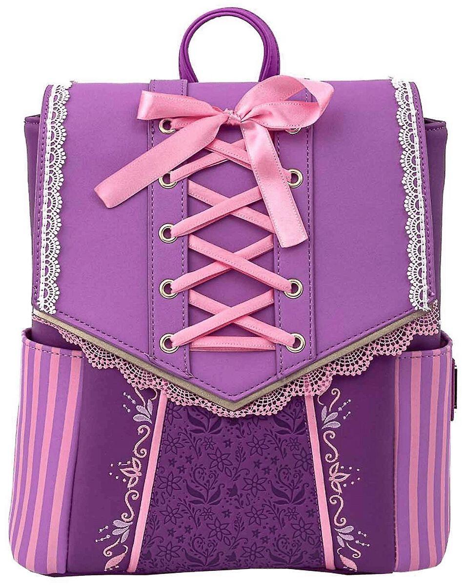 Rapunzel Loungefly - Rapunzel Cosplay Mini-Rucksack pink LG WDBK1442
