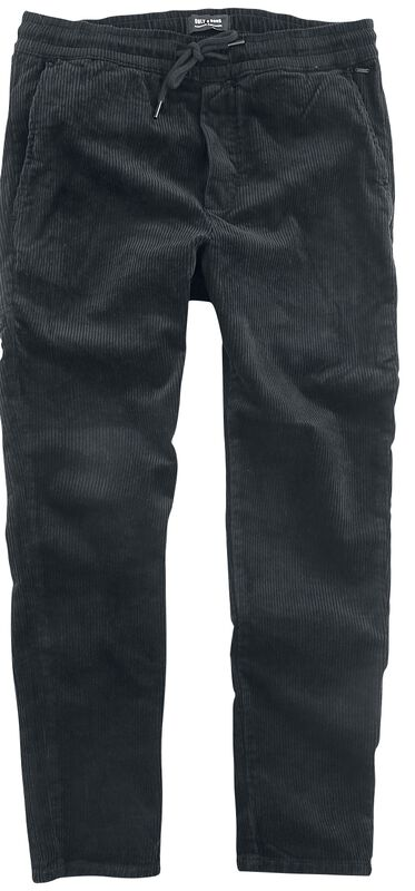 Linus Life Cropped Corduroy Tapered