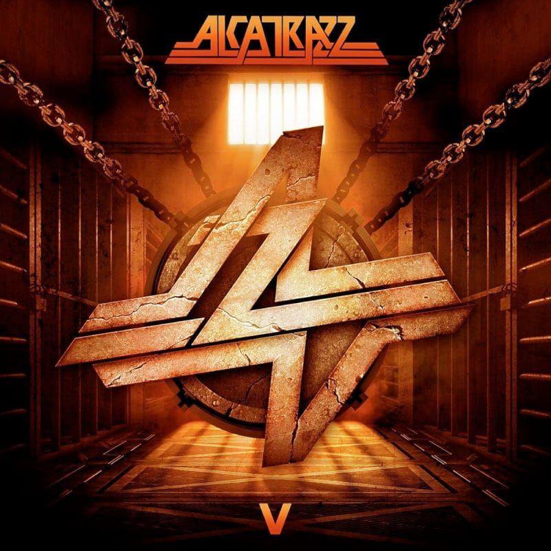 Image of Alcatrazz V CD Standard