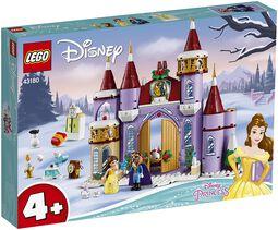 43180 - Belles winterliches Schloss
