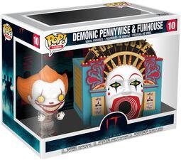 Kapitel 2 - Demonic Pennywise & Funhouse (Pop! Town) Vinyl Figur 10