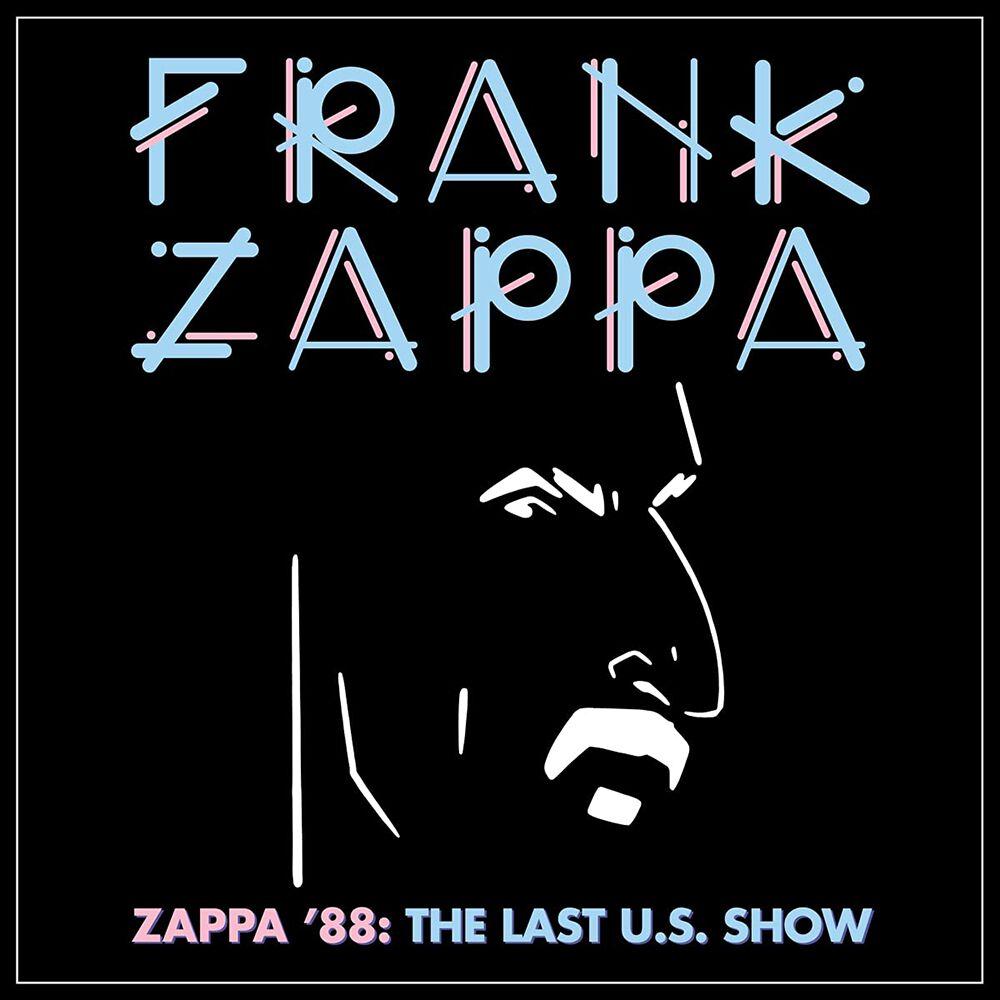 Frank Zappa Zappa '88: The last U.S. Show CD multicolor 602435688251