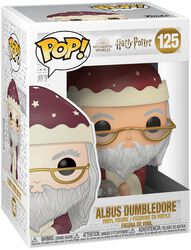 Albus Dumbledore (Holiday) Vinyl Figur 125