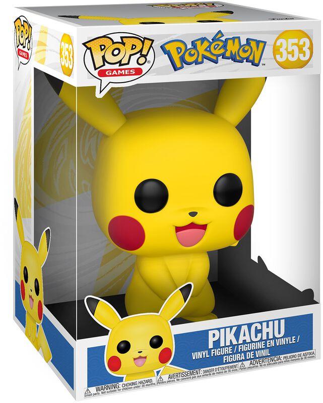 Pikachu (Jumbo Pop!) Vinyl Figur 353