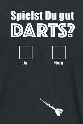 Spielst Du gut Darts?