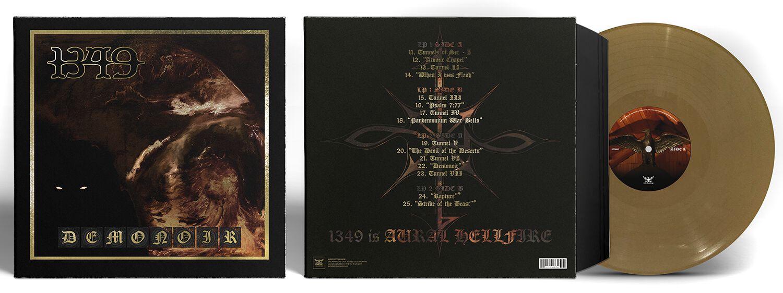 Image of 1349 Demonoir 2-LP gold