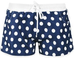 Big Dots Girl Boardshorts