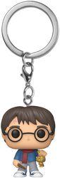 Holiday Harry POP! Keychain
