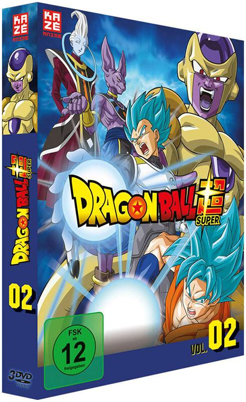 Dragonball Super Staffel 2