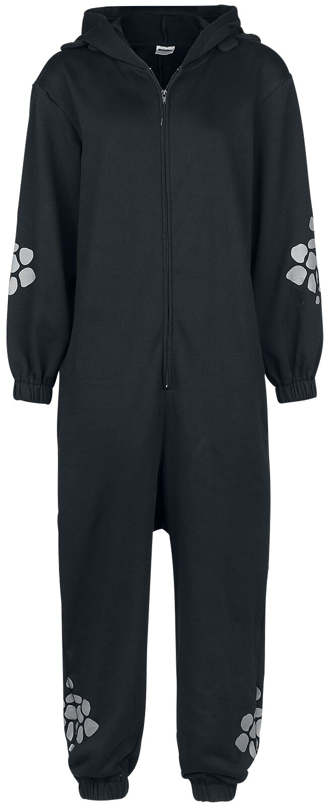 Hosen - Drachenzähmen leicht gemacht Ohnezahn Cosplay Jumpsuit schwarz  - Onlineshop EMP