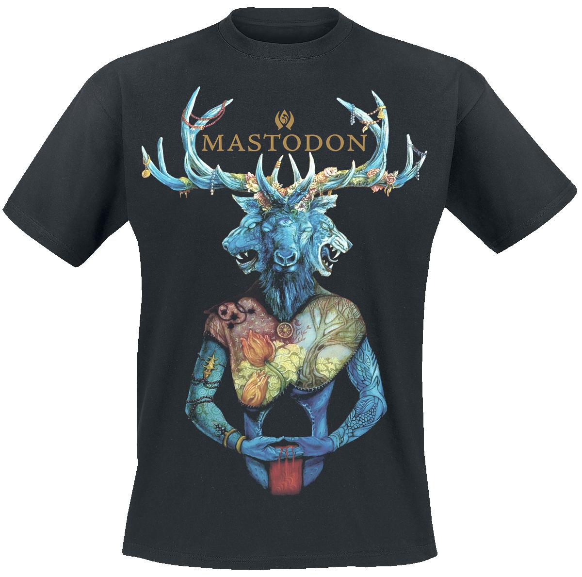 Mastodon - Blood mountain - T-Shirt - black image