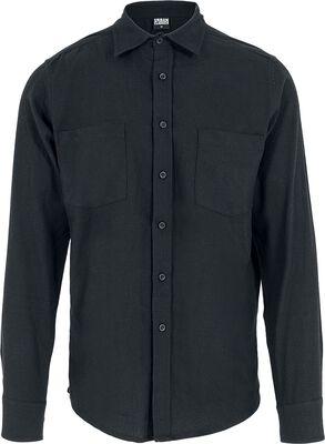 Black Flanell Shirt