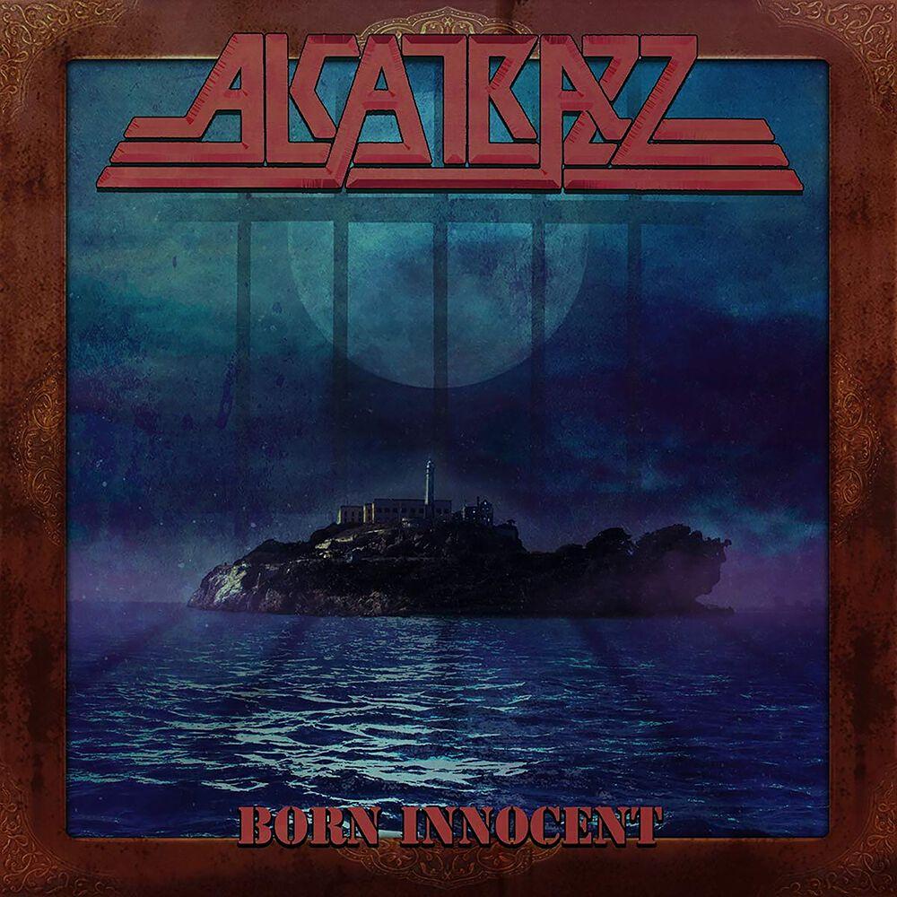 Image of Alcatrazz Born innocent CD Standard