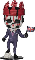 Legion - King Of Hearts (Ubisoft Heroes Collection) Chibi Figur
