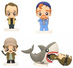Brody, Hooper, Quint, Quint im Hai (Pokis Figuren)