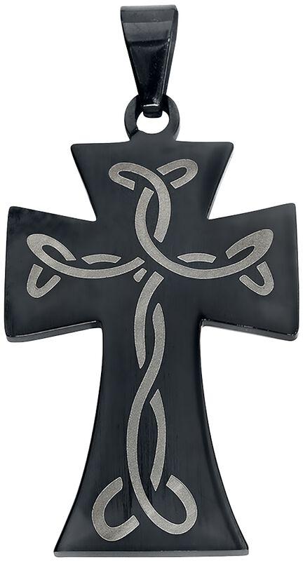 Tribal Celtic Cross