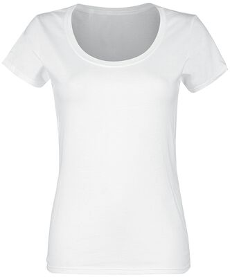 Softstyle Ladies Deep Scoop T-Shirt
