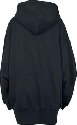 Ladies Long Oversize Hoody