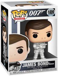 James Bond from Moonraker Vinyl Figur 1009