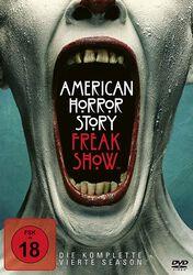 Staffel 4 - Freak Show