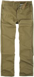 Authentic Chino Relaxed Pant Nutria