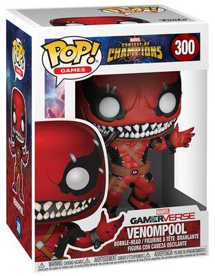 Sturm der Superhelden - Venompool Vinyl Figure 300