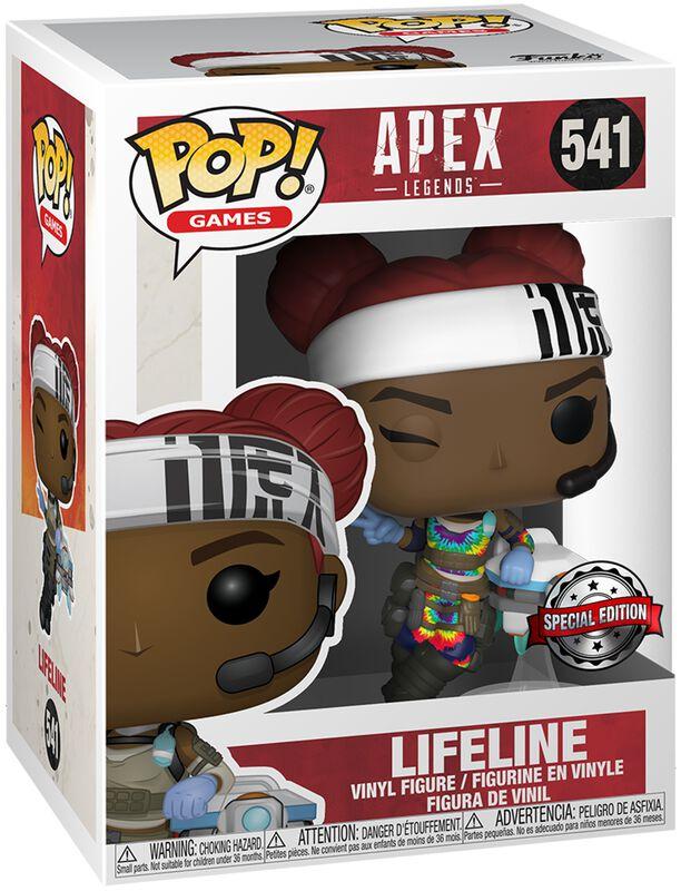 Lifeline (Tie Dye Outfit) Vinyl Figur 541