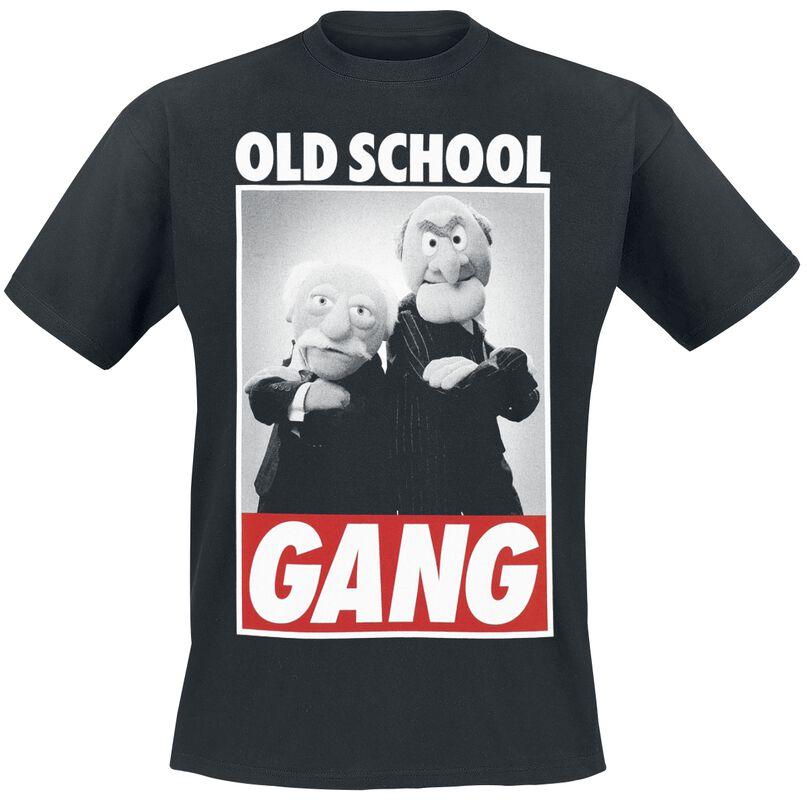 Die Muppet Show Old School Gang
