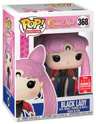 SDCC 2018 - Black Lady Vinyl Figure 368
