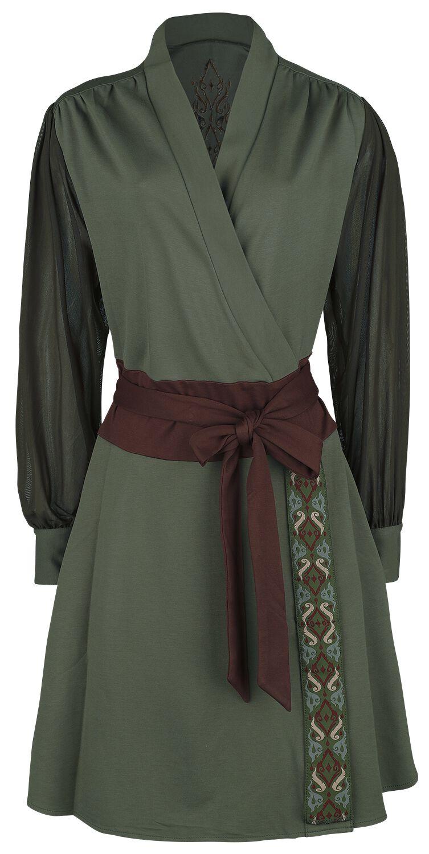 Raya Und Der Letzte Drache - Raya - Kleid knielang - grün - EMP Exklusiv!