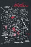 Westeros Map