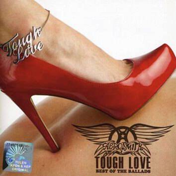 Image of Aerosmith Tough love: Best of the ballads CD Standard