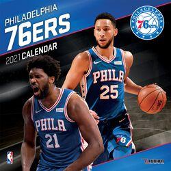 Philadelphia 76ers - Kalender 2021