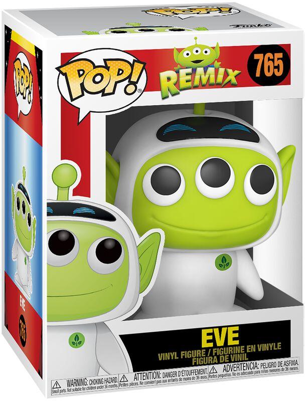 Alien Remix - Eve Vinyl Figur 765