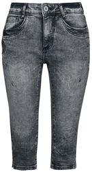 Ladies Capri Jeans