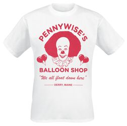 Pennywise Balloon Shop