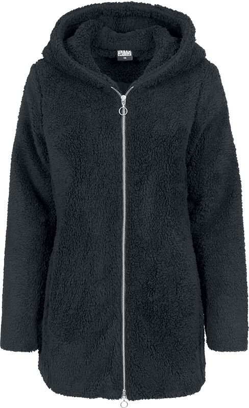 Ladies Sherpa Jacket