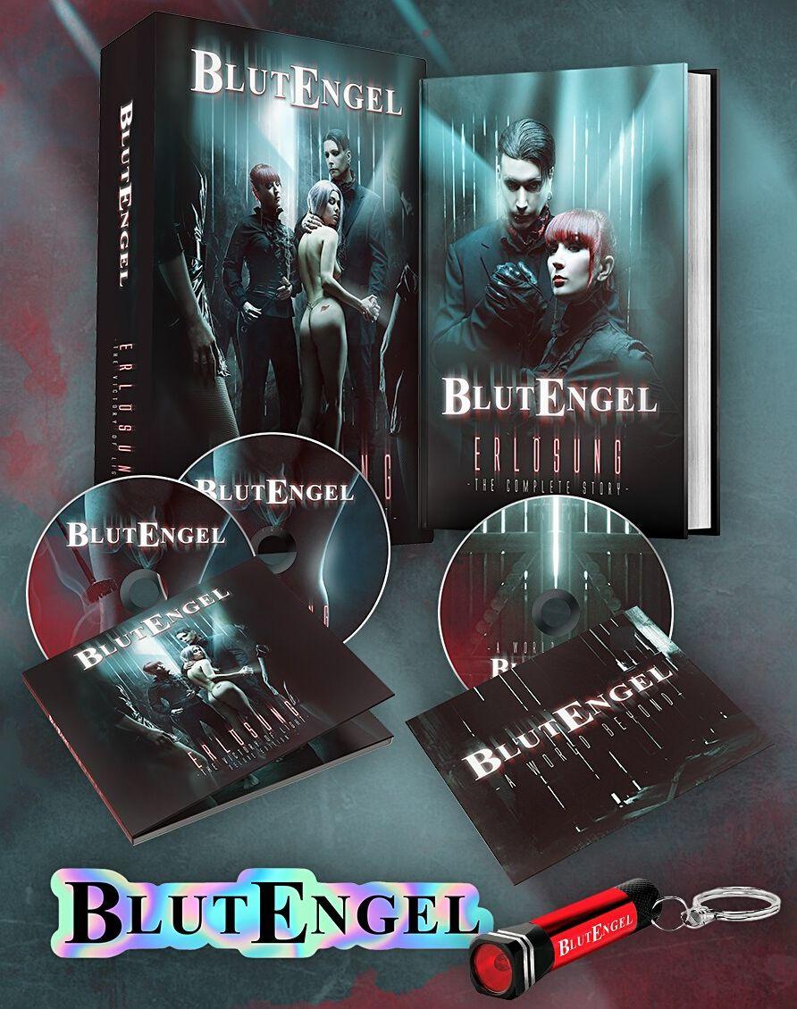 Image of Blutengel Erlösung - The victory of light 3-CD Standard