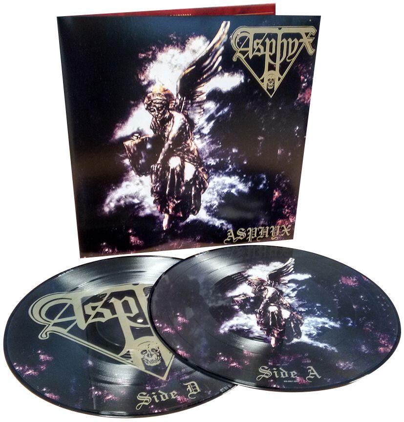 Image of Asphyx Asphyx 2-LP Picture