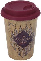Marauder's Map - Huskup Kaffee-Becher