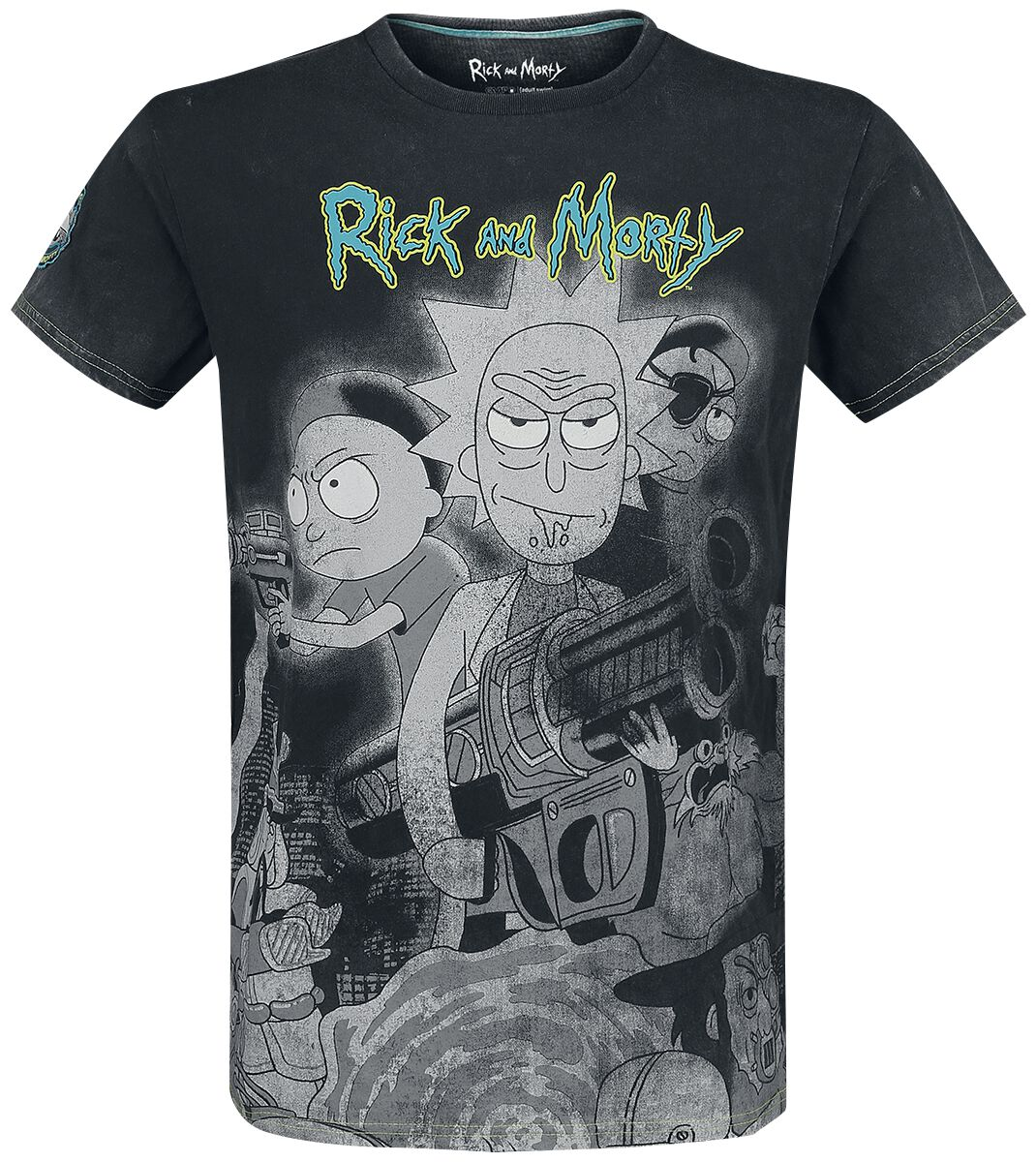 Rick And Morty Rick and Morty Movie powered by EMP