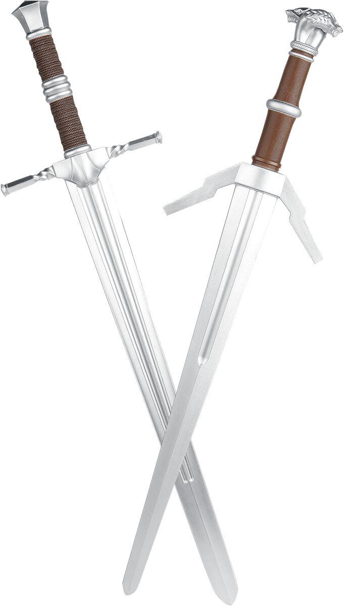 Image of The Witcher Steel und Silver - LARP Deko-Waffe multicolor